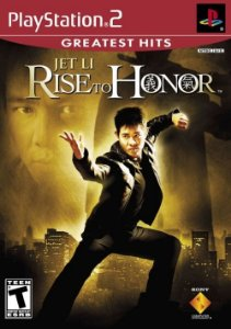 PS2 Jet Li - Rise to Honor