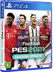 eFootball PES 2021: Season Update - PS4