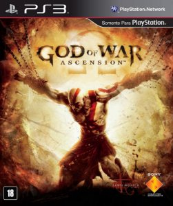 God of War: Ascension - PS3 (usado)