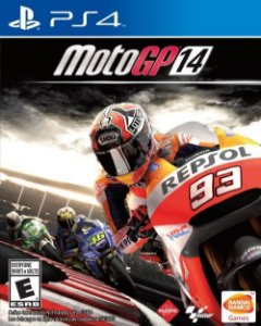Moto GP14 - PS4 (usado)