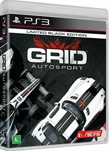 GRID: Autosport - PS3 (usado)