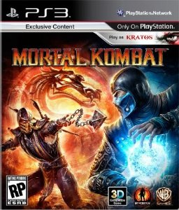 Mortal Kombat - PS3 (usado)