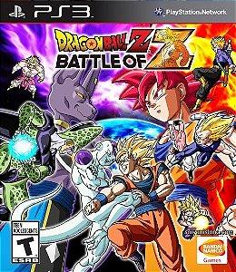 PS3 Dragon Ball Z - Battle of Z