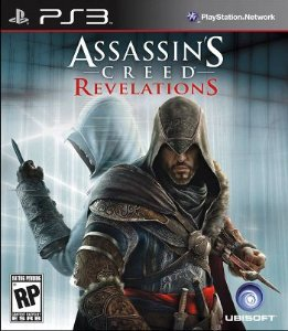 Assassin´s Creed: Revelations - PS3 (usado)