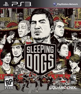 Sleeping Dogs - PS3 (usado)