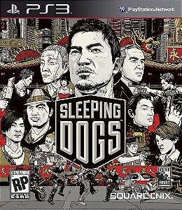 Sleeping Dogs - PS3 (usado)