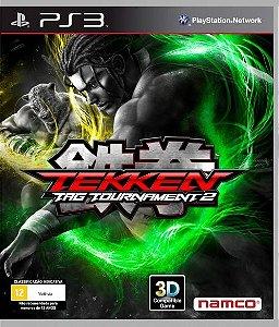 PS3 Tekken - Tag Tournament 2 (usado)