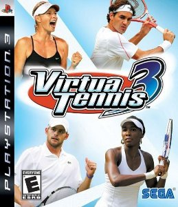 Virtua Tennis 3 - PS3 (usado)