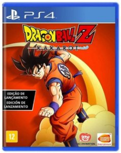 Dragon Ball Z: Kakarot - PS4 (usado)