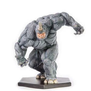 Rhino Marvel Comics Art Scale 1/10 - Iron Studios
