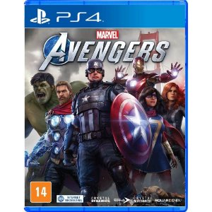 Marvel´s Avengers - PS4 (usado)