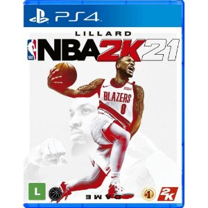 NBA 2K21 - PS4 (usado)