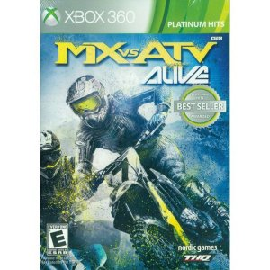 MX Vs ATV: Alive Hits - Xbox 360 (usado)