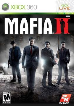 Mafia 2 - Xbox 360 (usado)