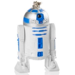 R2-D2 Chaveiro Star Wars - Multikids