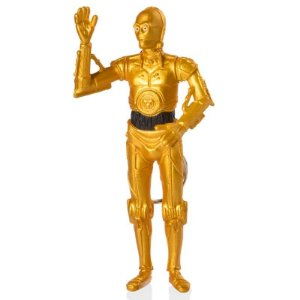 C-3PO Chaveiro Star Wars - Multikids