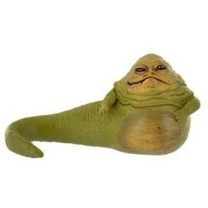 Jabba The Hutt Chaveiro Star Wars - Multikids