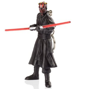 Darth Maul Chaveiro Star Wars - Multikids