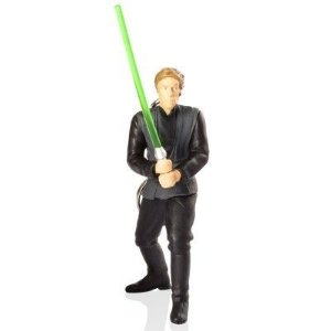 Luke Skywalker Chaveiro Star Wars - Multikids