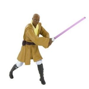 Mace Windu Chaveiro Star Wars - Multikids