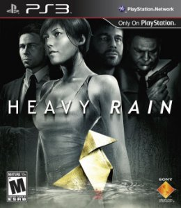 Heavy Rain - PS3 (usado)