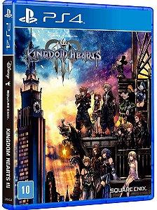 Kingdom Hearts 3 - PS4 (usado)