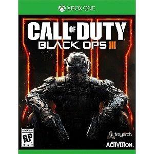 XONE Call of Duty - Black Ops 3