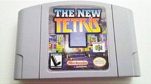THE NEW TETRIS USADO (N64)