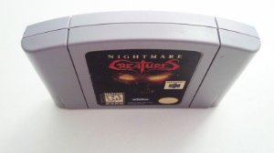 NIGHTMARE CREATURES USADO (N64)