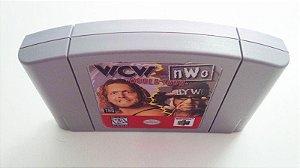WCW VS NWO - WORLD TOUR USADO (N64)