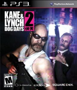 Kane e Lynch 2: Dog Days - PS3 (usado)