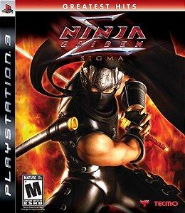 Ninja Gaiden: Sigma - PS3 (usado)