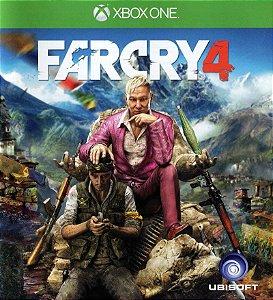 Far Cry 4 - Xbox One (usado)