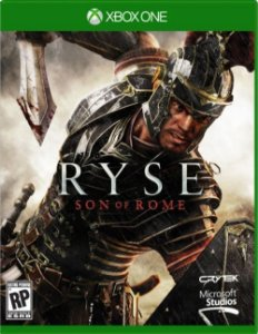 Ryse: Son of Rome - Xbox One (usado)