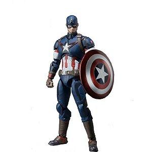 Capitao America Avengers Age of Ultron - S.H.Figuarts Bandai