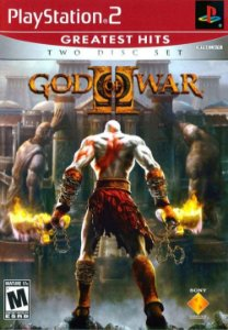PS2 God of War II