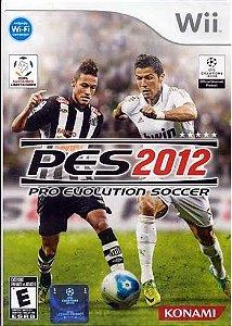 Wii PES 2012 - Pro Evolution Soccer