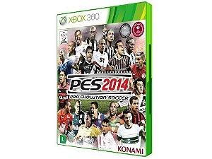 X360 PES 2014 - Pro Evolution Soccer