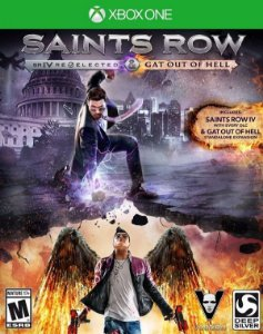 XONE Saints Row IV - Re-Elected & Gat Out of Hell