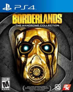 PS4 Borderlands - The Handsome Collection