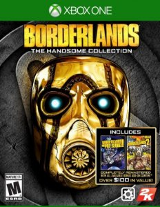 XONE  Borderlands - The Handsome Collection