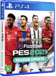 eFootball PES 2021: Season Update - PS4 (usado)