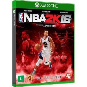 NBA 2K16 - Xbox One (usado)