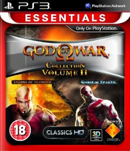 God of War: Origins Collection Essentials - PS3 (usado)