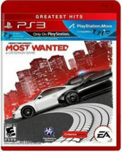 Need For Speed: Most Wanted Hits - PS3 (usado)