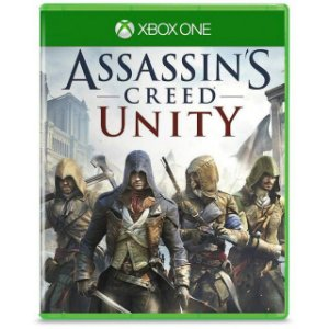 Assassin´s Creed: Unity - Xbox One (usado)