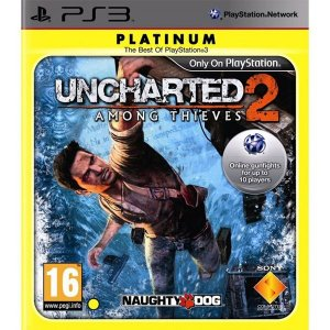 PS3 Uncharted 2 - Among Thieves (usado)