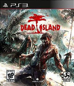 Dead Island - PS3 (usado)