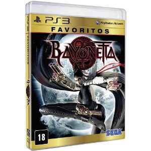 Bayonetta: Favoritos - PS3
