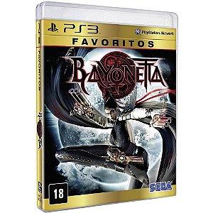 Bayonetta: Favoritos - PS3